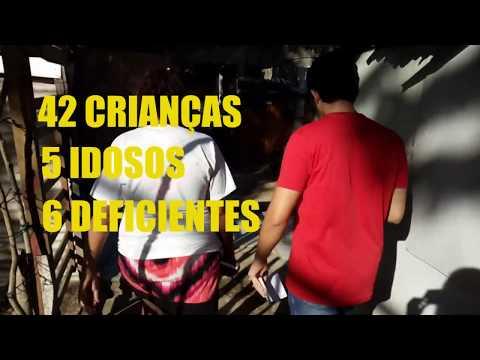 Vídeo: 58 famílias ocupam terreno na Av. Caxangá, no Recife