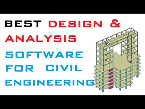 Best Design & Analysis Software for Civil Engineering by Learning Technology