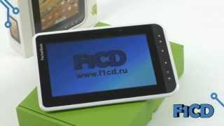 видео PocketBook A7 3G