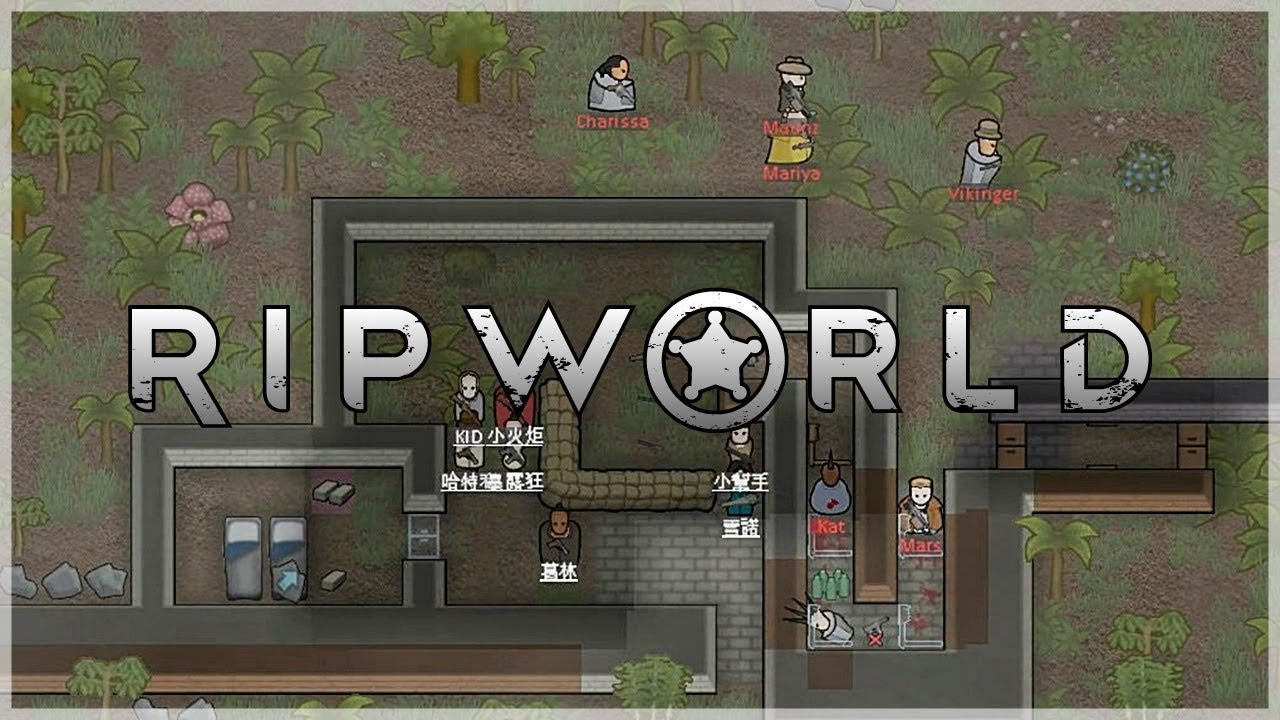 『RimWorld 邊緣世界第一季』主戰區擴大!防禦再提升! - YouTube