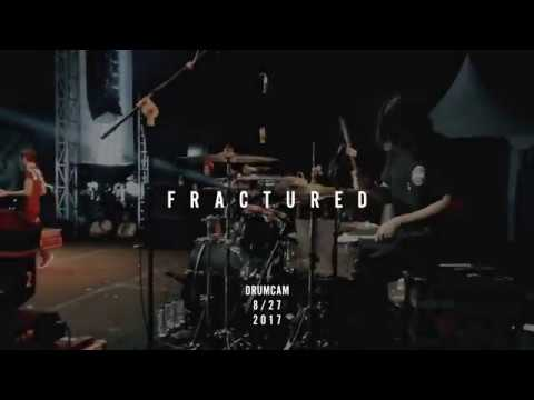 Killing Me Inside ft. Aiu - Fractured - Drum Cam