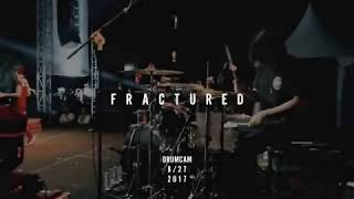 Killing Me Inside ft. Aiu - Fractured - Drum Cam