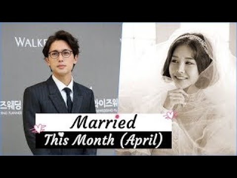 2 Celebrities Who are Getting Married This Month (April) 2018