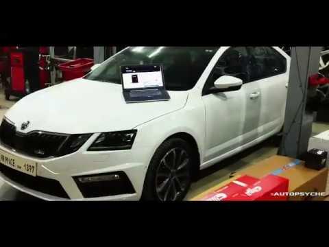 Autopsyche Delhi Skoda Octavia Rs Modifications Youtube