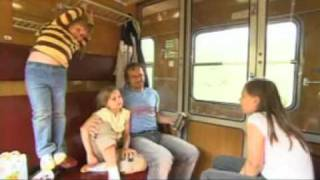 Departure From Košice, Slovak Train 16
