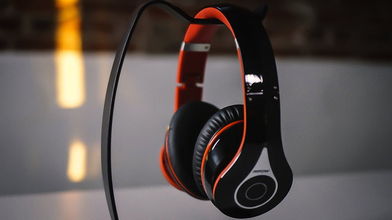 6aee98488b63a6 THE #1 HEADPHONES ON AMAZON // Mpow 059 Over Ear Bluetooth Headphone Review