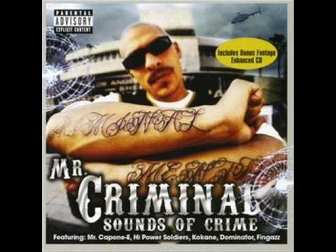My Letter to My Momma - Mr. Criminal