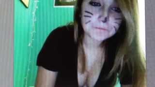 Webcam girl teen