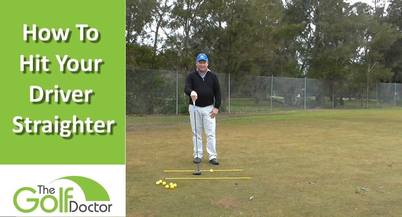 how to hit a draw with your driver