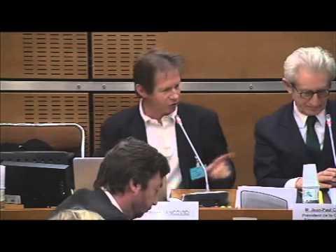 Audition sur le changement climatique de J-M Jancovici à l'Assemblée Nationale- 6/2/2013