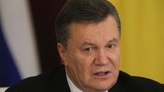 Ukraine President Missing, Trying To Flee Country