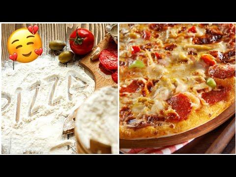 صورة  طريقة عمل البيتزا طريقه عمل البيتزا مثل المحلات طريقة عمل البيتزا من يوتيوب