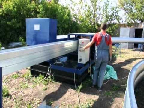 Купить оборудование для строительства ангаров радуга-мбс