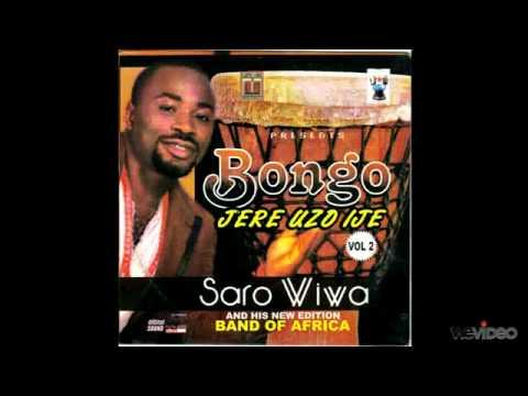 Saro Wiwa - Bongo Dance