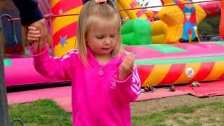 Батут Огромный Надувной Замок Эльвира Играет Развлечения для детей