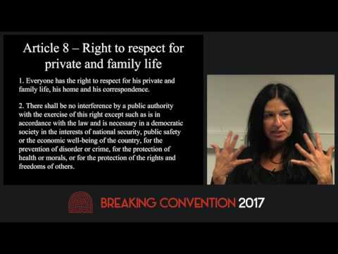 Charlotte Walsh - Psychedelics, Self Creation & Article 8 Of The European Convention On Human Rights