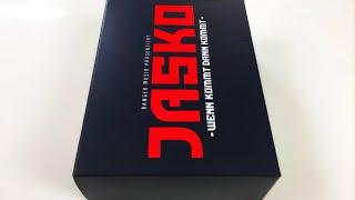 Jasko - Wenn kommt dann kommt Box Unboxing