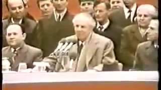 Enver Hoxha në Gjirokastër,mars 1978
