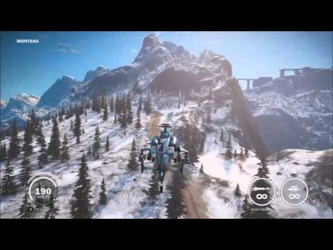 Just Cause 3 - All Helicopters Shown (PC HD) [1080p60FPS]