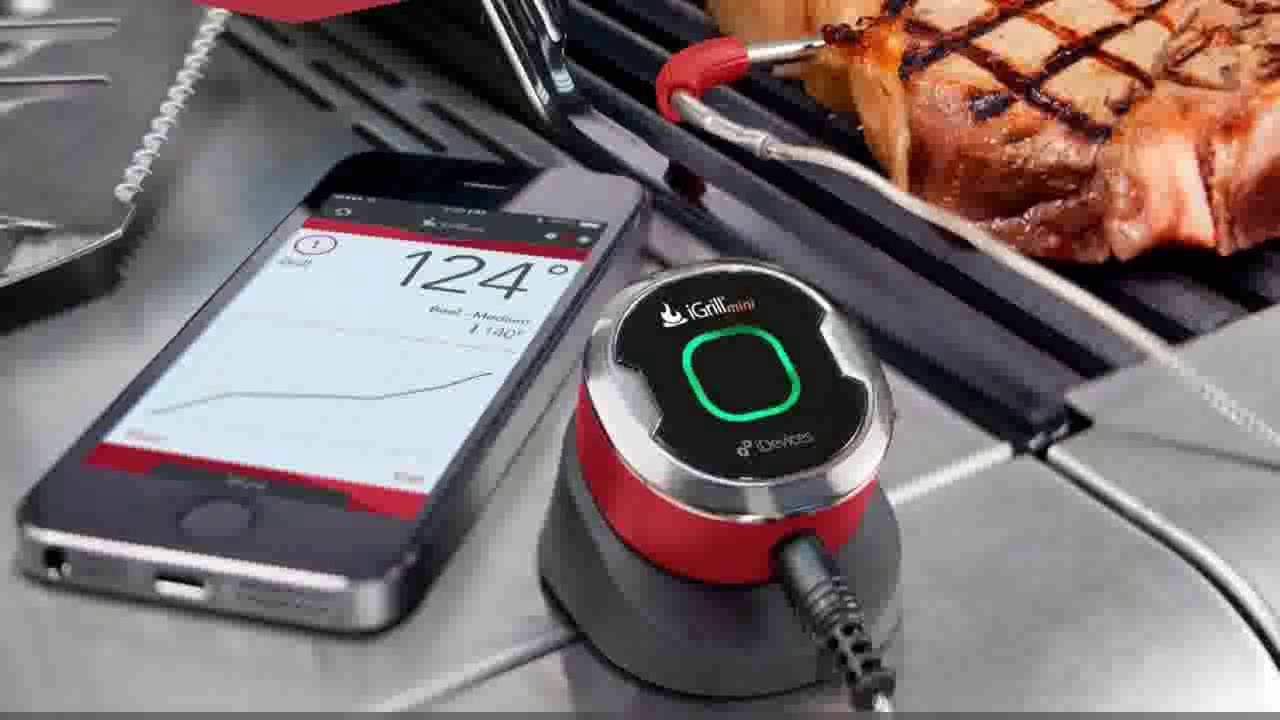 Igrill 2 Kopen Bluetooth Bbq Thermometer