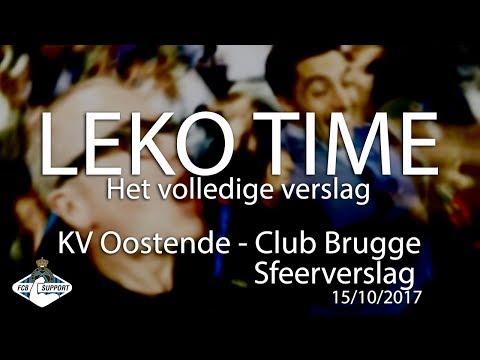 KV Oostende - Club Brugge, sfeerverslag 15/10/2017: Leko Time