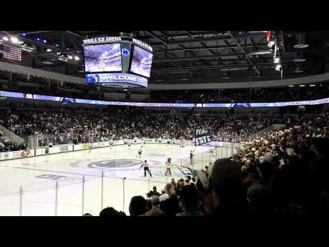Opening Night at Pegula Ice Arena PSU vs Army
