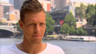 Interview: Tomas Berdych - Australian Open 2013