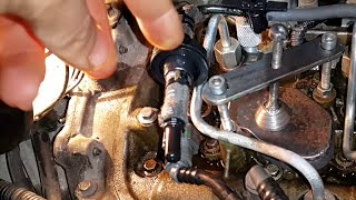 Почему нельзя удалять редукционный клапан в обратке на Opel Vivaro 2.0D