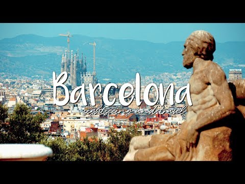 Barcelona Sehenswürdigkeiten in 4K!