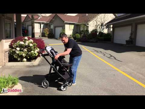 Graco Modes Click Connect Travel System Stroller & Car Seat