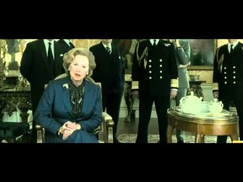 The Iron Lady -Meryl Streep SLAYS this scene!