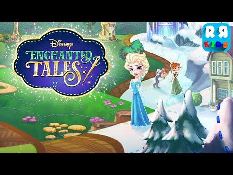 Disney Enchanted Tales - Frozen Story - iOS / Android - Gameplay Video