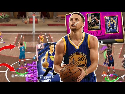 b2b1d49317f3 PINK DIAMOND STEPH CURRY IS BUILT FOR TRIPLE THREAT! STEPH CURRY ...