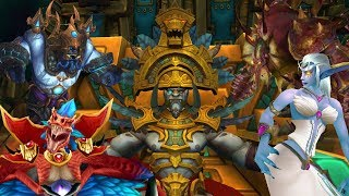 The Story of The Zandalari [Lore]
