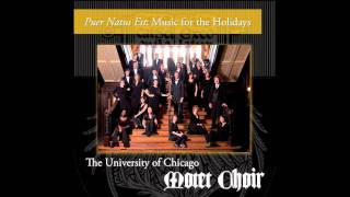 University of Chicago Motet Choir - Sanctus