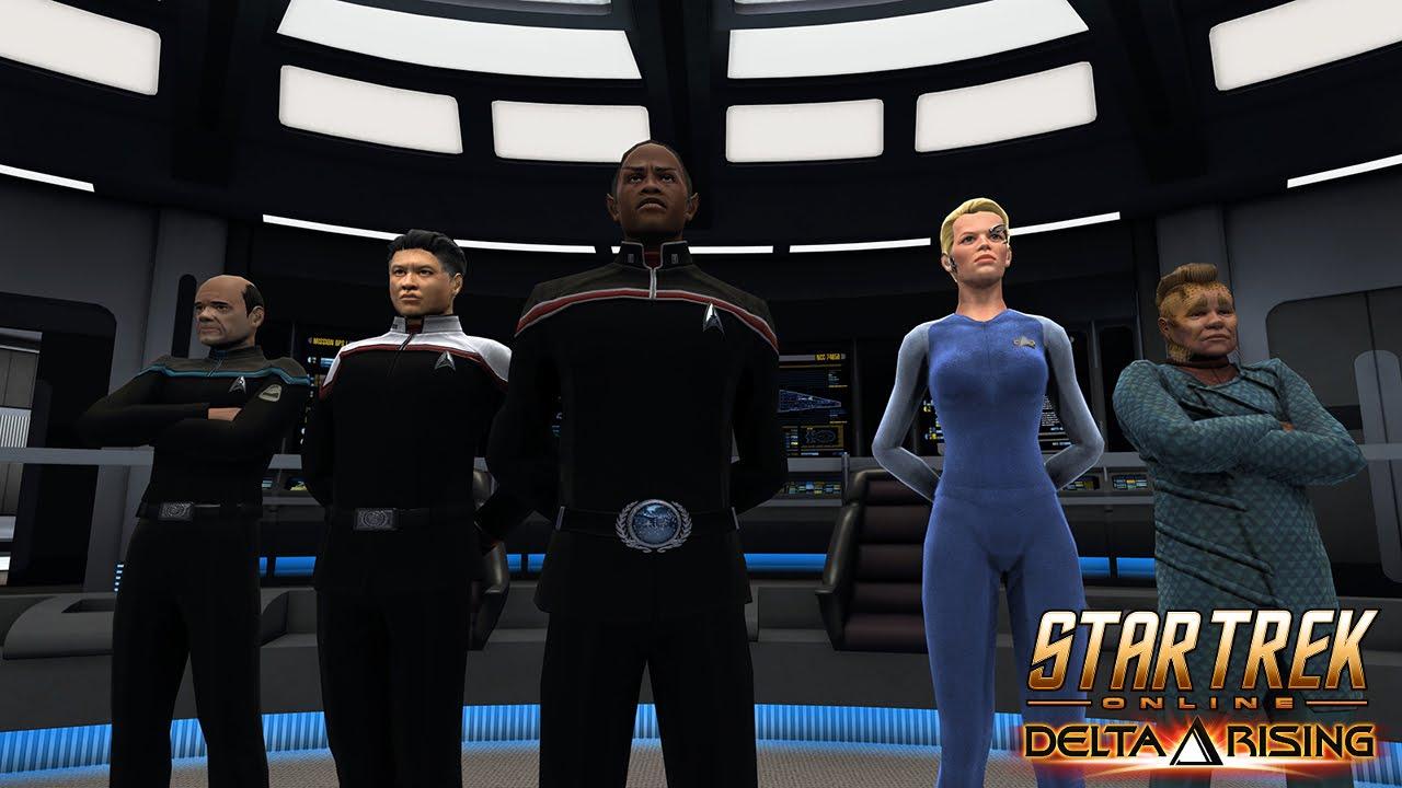 Mr Delta Star Trek