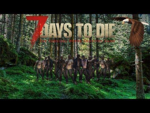 🔥7 Days To Die #1 Новый мир с модами (увеличенный рюкзак и многое другое)
