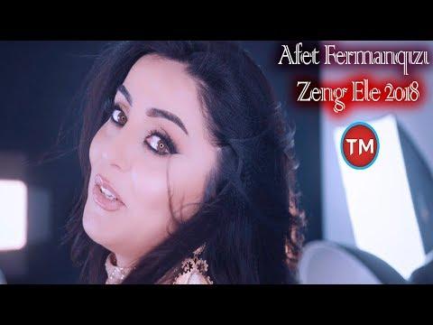 Afet Fermanqizi - Zeng Ele 2018 /Official Auido