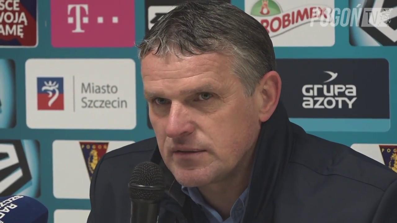 Pogoń Szczecin 3-1 Lechia Gdańsk (KONFERENCJA)