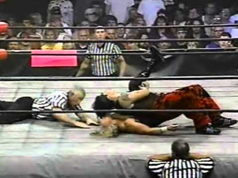 June 26th, 2002 - AJ Styles vs Low Ki vs Jerry Lynn vs Psicosis NWA/TNA PPV