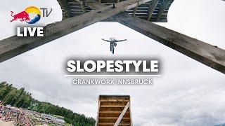 REPLAY: Crankworx Innsbruck Slopestyle 2021