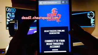 Dead Trigger 2 Hack 2017 for Android and IOS - Free Money and Gold - No Apk!