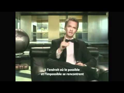 Barney Stinson CV Video [integral]  Barney Stinson Resume Video