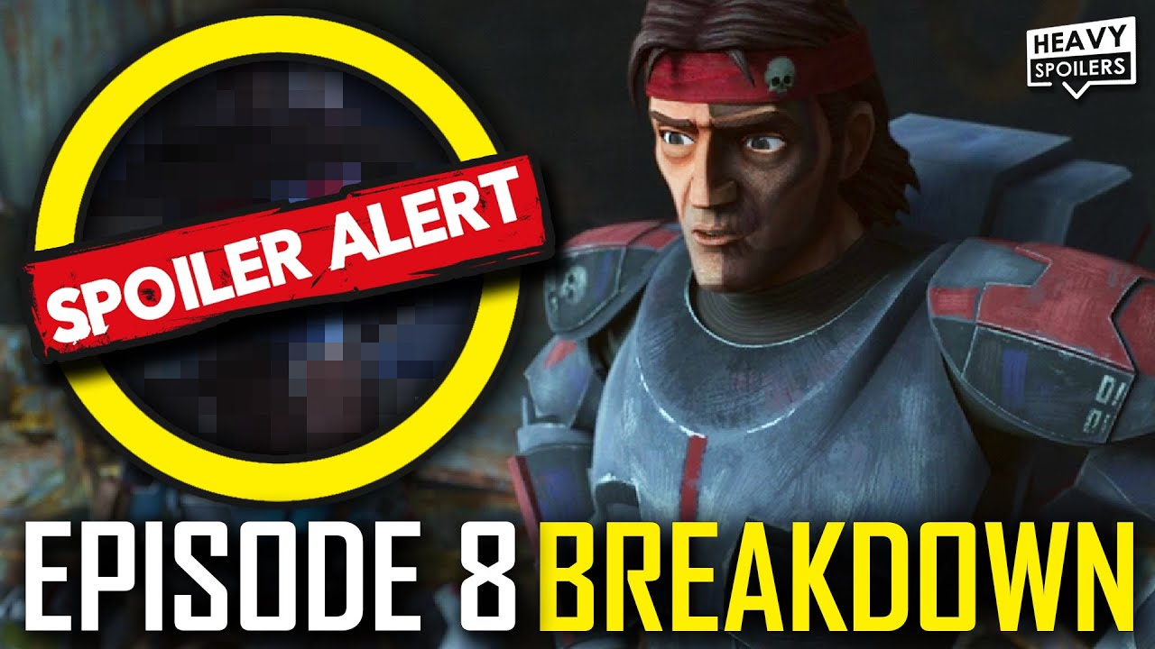 THE BAD BATCH Episode 8 Breakdown | Ending Explained, STAR WARS Easter Eggs And Things You Missed