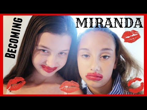 kid pretty cool factory authentic Becoming Miranda Sings for Halloween!! | Haters Back Off ...