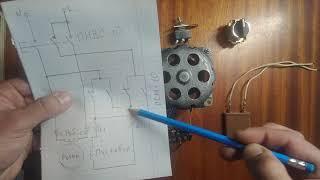 Электрика для начинающих#6 Однофазный асинхронный электродвигатель.Виды.Схемы подключения.Реверс