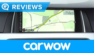 BMW 5 Series Saloon 2010-2016 (F10) infotainment and interior review | Mat Watson Reviews