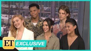 Comic-Con 2019 Nancy Drew Cast Full Interview