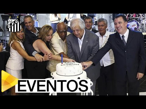 Eventos comemorativos de 104 anos do Santos FC