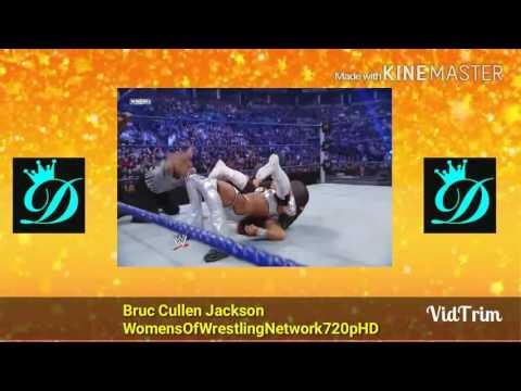 WWE Survivor Series 2008 Team Raw Phoenix vs Team Smackdown McCool